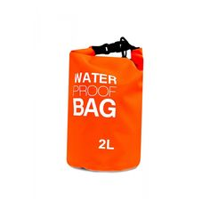 Orange 2L Water Proof Bag