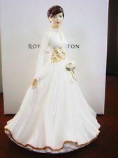 Royal Doulton Songs of Christmas WINTER WONDERLAND Figurine #HN5639 Ladies