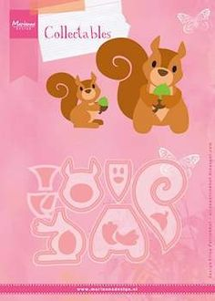 Image result for Marianne design collectables squirrel