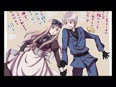 Hetalia, Fandom, Prussia, Female, Anime, Denmark, Cartoon Movies, Anime Music, Animation
