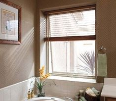 Pella® Impervia® awning windows - transitional - Bathroom - Other Metro - Pella Windows and Doors Home Upgrades, Bathroom Inspiration, Energy Efficient Homes, Windows And Doors, Durable Windows, Pella, Transitional Bathroom, Awning Windows, Pella Impervia