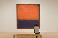 Rothko Contemplation