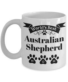 Australian Shepherd Mother Shepherd Gift Shepherd Dog Australian Shepherd Dad Aussie Mama Custom Shepherd Gifts