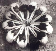 The Divine Feminine symbol of the circle.