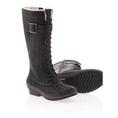 Women's Sorelia Earhart™ Leather Boot