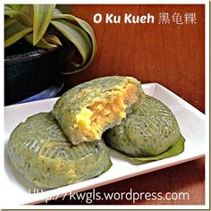 A Steamed Cake That Brings Fond Memories–Black Tortoise Cake or O Ku Kueh (黑龟粿) Tortoise Care, Russian Tortoise, Steamed Cake, Turnip Greens, Rice Cakes, Food Cakes, Baked Goods, Helpful Hints, Ethnic Recipes