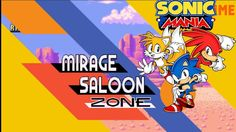 Let's play Sonic Mania Mirage Saloon Zone Act 1 & Act 2 Gameplay: Special Stages - Time Attack - Bonuses [SMGame]. Watch more Sonic Mania Gameplay on: https:. Game Live Stream, Comic Books, Comics, Cover, Youtube, Cartoons, Cartoons, Comic, Comic Book