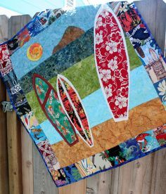 Image result for hawaiian fabric quilt patterns