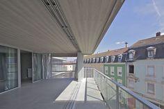 Lacaton & Vassal . Neppert gardens 59 dwellings . Mulhouse (6)