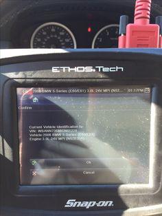 Snap On Ethos Tech