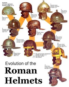 Rome emerged victorious in the many wars it fought, and one reason why was how advanced Roman military medicine was in their time. Roman Armor, Roman Helmet, Ancient Armor, Rome Antique, Roman Warriors, Roman Legion, Empire Romain, Armadura Medieval, Templer