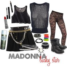 verkleiden Madonna: Glücksstern Why Do Teens Want To Be Fashionable Why is it that teens want to bec Madonna 80s Fashion, Madonna 80s Outfit, Madonna Costume, 80s Theme Party Outfits, 80s Party Costumes, 80s Costume, Couple Costumes, Steampunk Fancy Dress, Madonna Looks