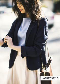 グリーンレーベル リラクシングが提案する夏に向けたジャケットをオンラインサイトで予約受付中!通勤はもちろん、オフスタイルからトレンド感のあるスタイルまで幅広い着回しをご紹介。