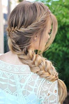 56 Dope Box Braids Hairstyles to Try - Hairstyles Trends French Braid Hairstyles, Braided Hairstyles Tutorials, Box Braids Hairstyles, African Hairstyles, French Braids, Braid Tutorials, Office Hairstyles, Trendy Hairstyles, Choppy Hairstyles