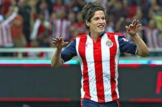 ¿CARLOS FIERRO AL CRUZ AZUL? El delantero es del gusto del estratega español, Paco Jémez, aunque Chivas lo considera para el Apertura 2017 y puso un precio alto por su carta.