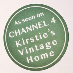 As seen on Channel Kirstie's Vintage Home Silver Bangles, Bride Gifts, How To Memorize Things, Channel, Wedding Rings, Teaching, Jewellery, School, How To Make