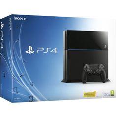 PS4: New Sony Playstation 4
