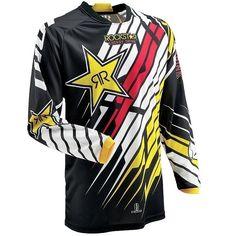 Elemento oNeal MX p Jersey SHOCKER naranja Jersey Moto cross bicicleta de montaña bicicleta