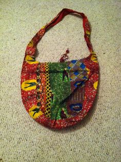 Tote bag from African Craft Stands