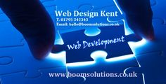 KENT WEB DESIGN Your website is the window to your business and it's important that it showcases your business in the very best light. Everybody's website needs to do something different and that's why we handcraft a solution specifically for your business rather than giving you the same 'template' as everyone else. Boom Solutions is an UK based agency, which is specialises in website design, development and SEO Search Engine Optimisation. for more info call @ 01795 342343.