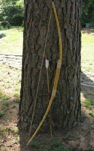 Make a Bamboo Bundle Bow   Sensible Survival