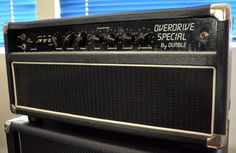 Dumble Overdrive Special amp