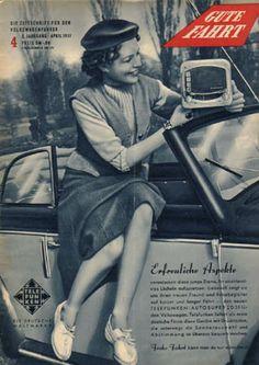 Revista Gute Fahrt. 04.1951