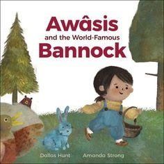 During an unfortunate mishap, young Awâsis loses Kôhkum's freshly baked world-famous bannock. Not knowing what to do, Awâsis seeks out a variety of other-than-human relatives willing to help. What adventures are in store for Awâsis? Books To Read, My Books, Story Books, Counting Books, Green Eggs And Ham, What Book, Chapter Books, World Famous, Kids Reading