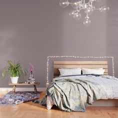 Behr Paint Standing Ovation Light Purple Trending Color 2019 - Solid Color Peel And Stick Wallpaper by Simply Solids - Solid Colors For Those T - X Silver Grey Wallpaper, Pink Wallpaper, Colorful Wallpaper, Peel And Stick Wallpaper, Nature Wallpaper, Pattern Wallpaper, Minimal Wallpaper, Behr Paint, Color Pairing