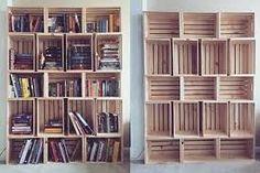 Resultado de imagem para caixotes de madeira