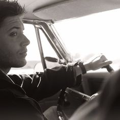 """((Open rp, be Dean)) """"I hate you!"""" I yell. My boyfriend and I just got in a huge fight about how selling my soul to save him was a bad idea. He pulls over to the side of the road and looks at me, not even taking his hand off the wheel. """"Get out. If you hate me so much then get out."""" he says calmly and I immediately do so. I get my bag out of the trunk and take the weapons I added to his collection. """"Good bye Dean"""" I snap and walk down the side of the road. """"This isn't gonna last long"""" he…"""