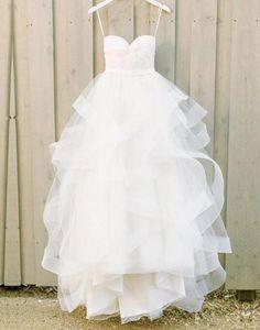 White Wedding Dresses,2016 Wedding Gown,Organza Wedding Gowns,Organza Bridal Dress,Wedding Dress,Brides Dress,Vintage Wedding Gowns,Wedding Dress