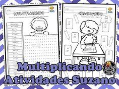 Atividades Pedagogica Suzano: Multiplicando EM PDF