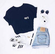 033337795a Camisa e óculos summer outfits