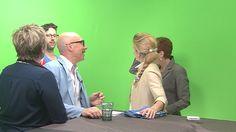 """Hier au studio Monwebsurmesure... """"Charlie entouré de ses 3 drôles de Dames""""... blague à part, tournage de vidéos de communication pour une agence de coach... direction le montage maintenant!"""
