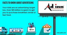 Advertising Services, Creative Advertising, Chennai, Did You Know, Knowing You, How To Get, Facts, Kids, Children
