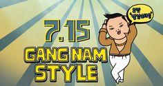 k_psy_kangnamstyleteaser Psy Gangnam Style, Yoo Jae Suk, Make Me Happy, Rock Music, Teaser, Kpop, Album, My Love, Youtube