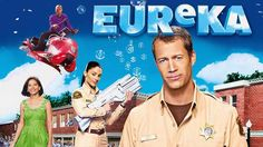 """Check out """"Eureka"""" on #Netflix #past #tv #shows that I #watched for #entertainment"""