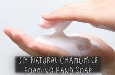 Simple needs and simple life is a challenging task for oneself. Here I'm talking about the soap which is really a common use of everyone. #handsoap #chamomilesoap