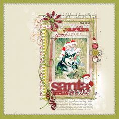 Days of December 14 - Digital Scrapbooking Ideas - DesignerDigitals