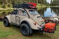 Overland vw bug volkswagen beetle in malaysia Auto Volkswagen, Volkswagen Beetles, Vw Rat Rod, Vw Syncro, Vw Baja Bug, Adventure Car, Bug Out Vehicle, Expedition Vehicle, Vw Cars