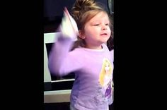 4-Year-Old Is Completely Confused By Nursery Rhymes And It's Adorable