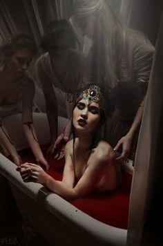 The Look: Elizabeth Bathory -by Stanislav Istratov