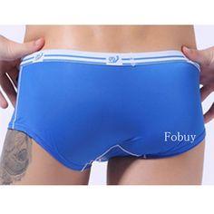 1007 Man's underwear blue 2 Size Chart, Gym Shorts Womens, Underwear, Blue, Fashion, Moda, Fashion Styles, Fashion Illustrations, Lingerie