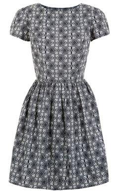 Primark Printed Dress, £8