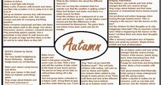 Autumn season plan is now written up will be starting from September 23rd (Autumn Equinox).   Looking forward to lots of lovely Autumn...
