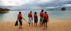 Honda Bay Tour: Staying Safe Under the Sun