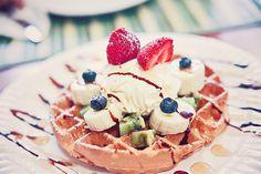 ❤ Blippo.com Kawaii Shop ❤ — chickabiddy:    Lime Tree Waffle (by Pabo76)