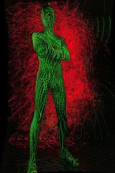 green, laser, lines, red, background Red Background, Spiderman, Superhero, Abstract, Green, Fictional Characters, Inspiration, Art, Spider Man