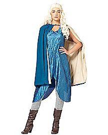 Game of Thrones Daenerys Mhysa Womens Costume